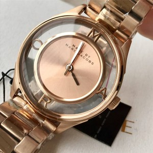 Marc Jacobs MJ New 316L Stainless Steel Fashion Quartz Watch