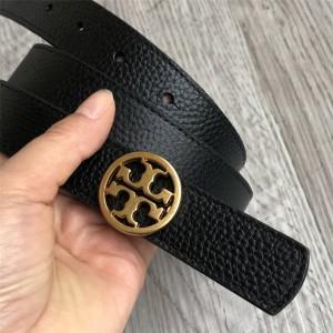 tory burch official website ladies new TB buckle 2.5CM belt