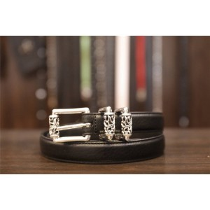 Chrome hearts CH official website 925 silver Mini roller belt
