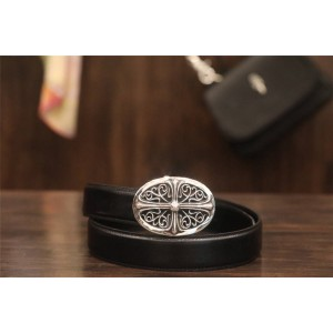Chrome hearts CH official website classic cross belt buckle