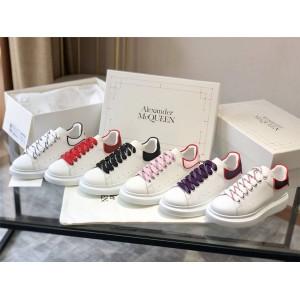 Alexander McQueen couple series height-increasing shoes sneakers