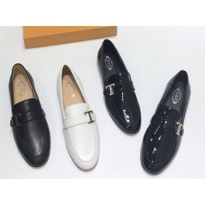 TODS official website new TIMELESS eternal series ladies loafers