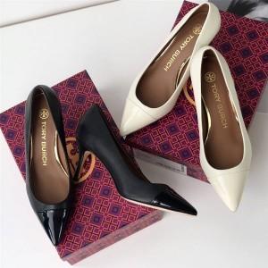 tory burch TB PENELOPE CAP-TOE PUMP high heels