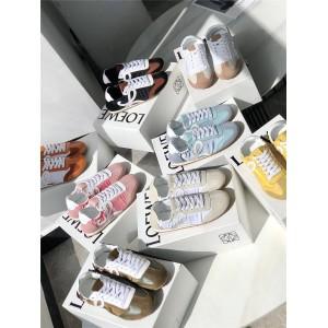 LOEWE new Ballet Runner series ballet sneakers running shoes