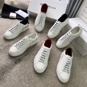 Givenchy new couple shoes classic white shoes casual shoes sneakers