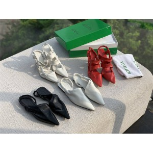 Bottega Veneta BV women's shoes POINT pointed shoes sandals 630187