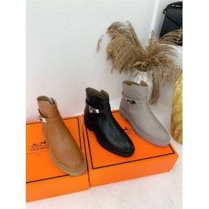 Hermes women's boots increased Veo ankle boots ankle boots H192560