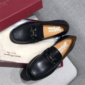 Ferragamo men's shoes GANCINI moccasin loafers 735190