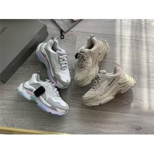 Balenciaga official website new men and women Triple S sneakers