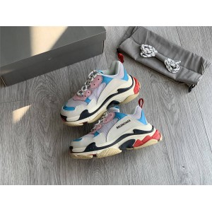 Balenciaga Women's Triple S Sneakers Running Shoes