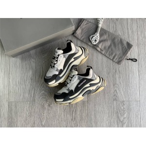 Balenciaga colorblock 2020 Triple S sneakers daddy shoes