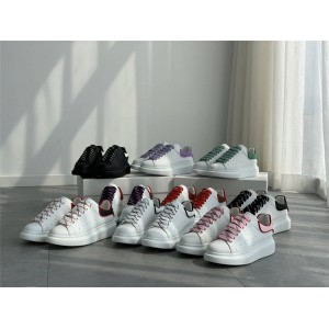 Alexander McQueen's official website ladies wide sneakers