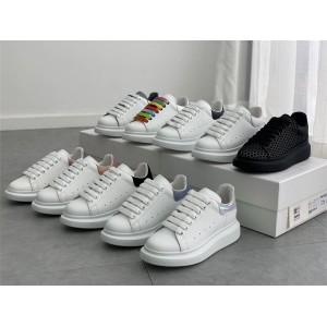 Alexander McQueen's official website women's shoes wide sneakers