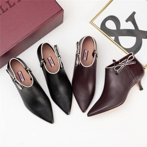 bally new women's shoes LUCILLA 55 ankle boots high top ankle boots