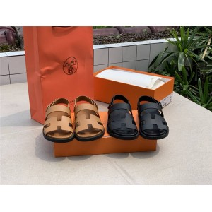 Hermes women's shoes new ladies Chypre sandals