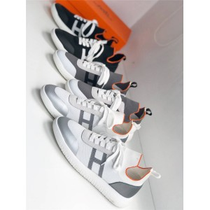 Hermes official website men's Crew sneakers H211926