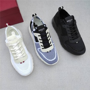 BALLY new style Biney men's casual sports shoes