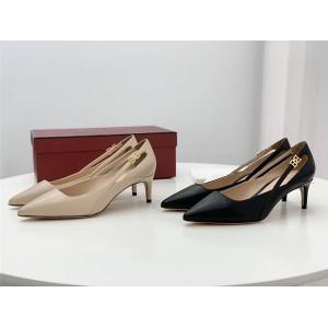BALLY B-Chain series ELSA cat heel high heel shoes