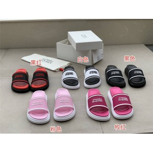 Alexander McQueen official website ladies HYBRID slipper sandals