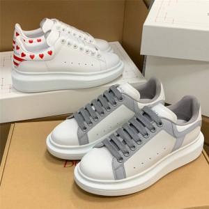 Alexander McQueen Starry Reflective 520 Love Print Oversized Sneakers