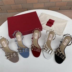 VALENTINO women's shoes Rockstud studded high heel sandals
