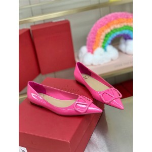 VALENTINO ladies VLOGO flat shoes / mid-heel shoes / high heels