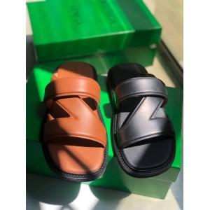 Bottega Veneta BV official website men's band sandals 651420