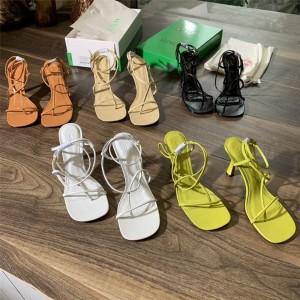 Bottega Veneta BV women's shoes women's high heel sandals