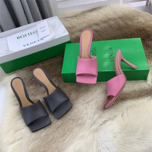 Bottega Veneta BV STRETCH Muller high heel sandals 610538