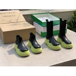 Bottega Veneta BV women's shoes women's TIRE leather boots 630297/630300