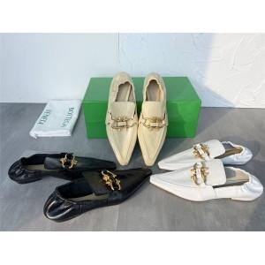 Bottega Veneta BV women's shoes MADAME moccasin shoes 651352
