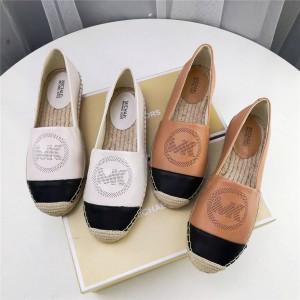 Michael Kors MK new women's shoes Kendrick fisherman shoes