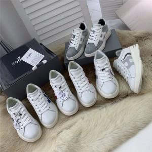HOGAN women's shoes new Rebel sneakers white shoes