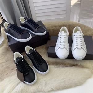 Zegna official website men's calfskin FERRARA sneakers