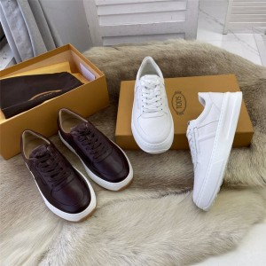 Tod's official website men's leather and cowhide sneakers