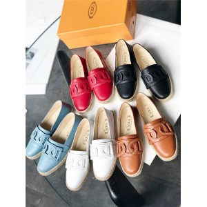 Tod's official website women's shoes new ladies fisherman shoes