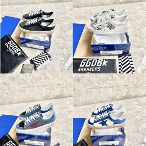 Golden Goose GGDB Women's Purestar Series Sneakers