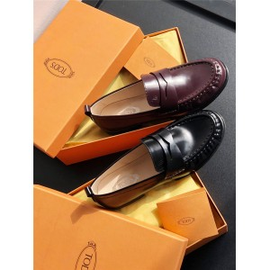 Tod's official website new women's shoes ladies leather loafers
