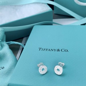 Tiffany official website 1837 TM series ring earrings