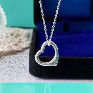 Tiffany Elsa Peretti® Open Heart Necklace