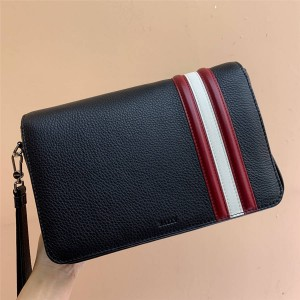 BALLY clutch bag leather color matching STEON TSP handbag