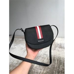 BALLY handbag new leather SUPRA XBODY MD saddle bag