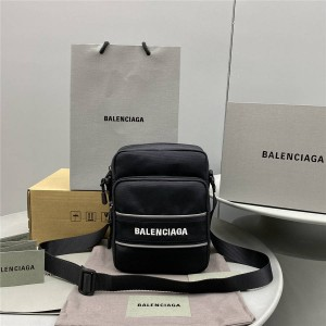 Balenciaga men's bag nylon Sport small messenger bag 6386572