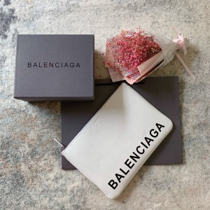 Balenciaga official website LOGO VILLE 18SS series clutch