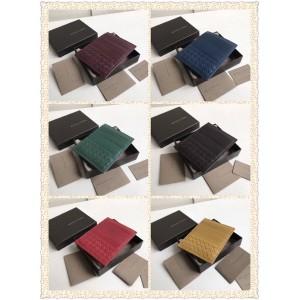 Bottega Veneta BV new woven leather multi-card card holder