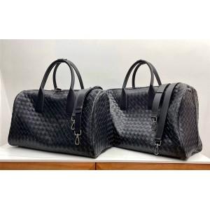 Bottega Veneta BV men's bag woven travel bag luggage bag 630251/630252