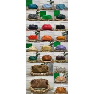 Bottega Veneta BV 23 colors CHAIN POUCH chain bag 620230