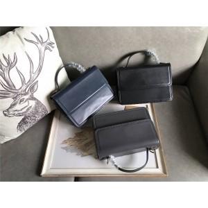 Bottega Veneta bv classic tire leather Alumna messenger bag 9828