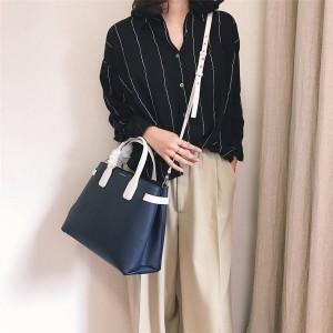 BURBERRY official website leather Banner handbag 40767461/40759491