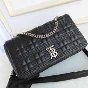Burberry official website Lola quilted grained leather Rona bag 80225971/80225981